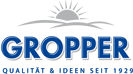 logo Molkerei Gropper GmbH & Co